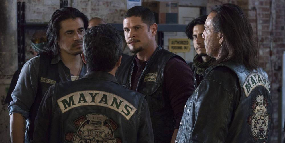 Pilotavsnitt beställt av Sons of Anarchy-spinoffen