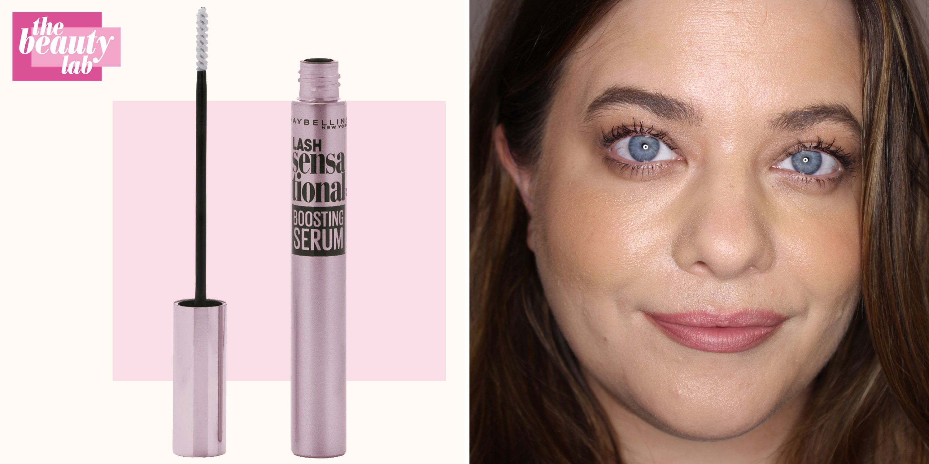Maybelline Lash Sensational Boosting Serum We Put The 1499