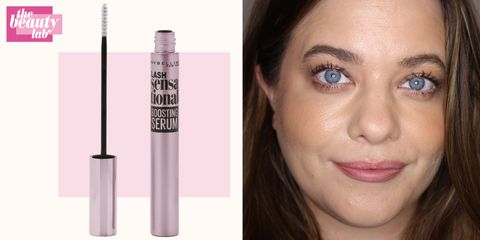 be1ce46127d Does Maybelline's Lash Sensational Boosting serum really work? We put it to  the test