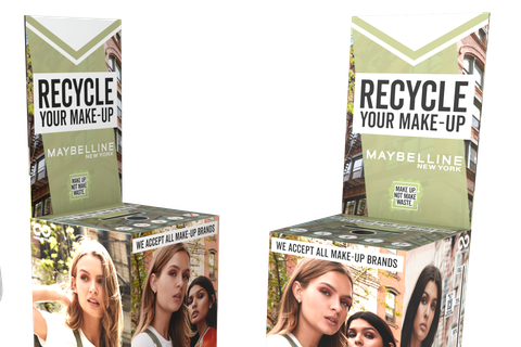 beauty product recycling schemes