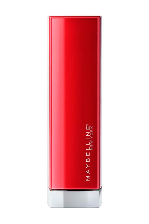 Maybelline red lipstick