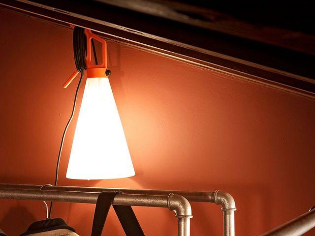 la lampada mayday di flos