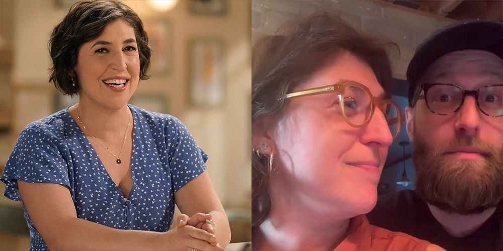 Mayim Bialik's Fans Have Very Strong Feelings About Her Boyfriend Jonathan Cohen