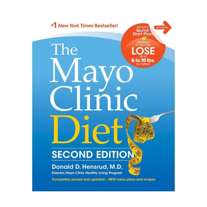 Mayo diet menu 13 days