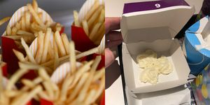 This Genius Came Up With A Hack To Get Mayonnaise At McDonald's