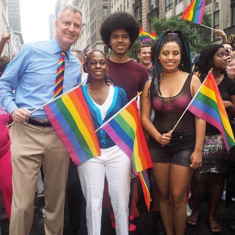 new york city pride 2015 march