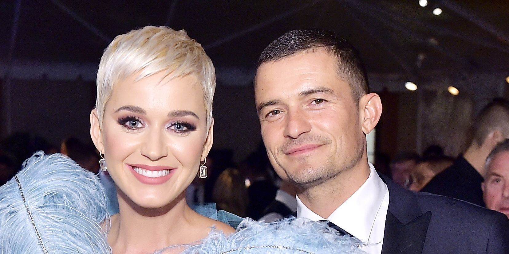 Katy Perry and Orlando Bloom Got Engaged on Valentine's Day and Her Ring Is Beautiful
