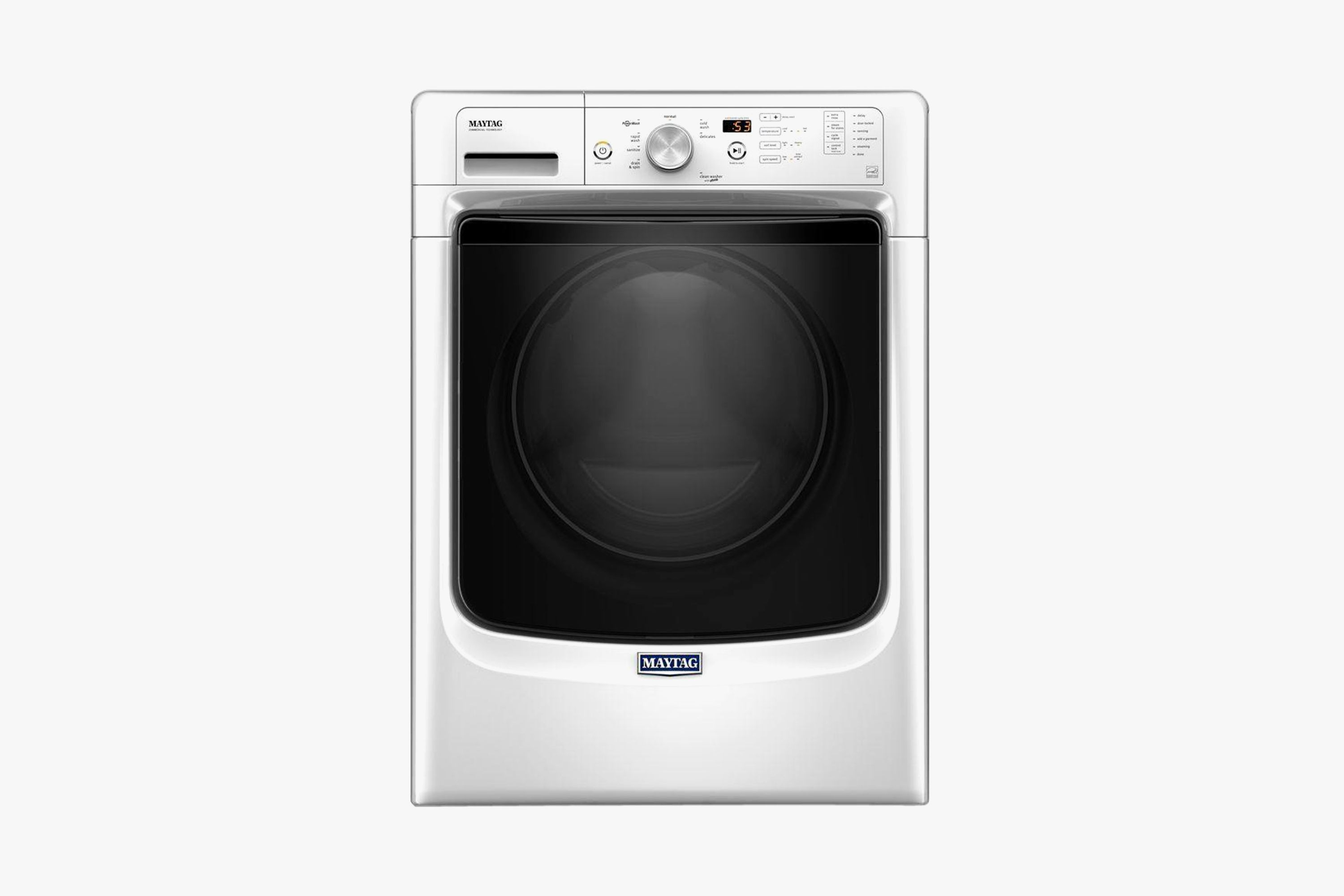 maytag mhw3505fw washing machine