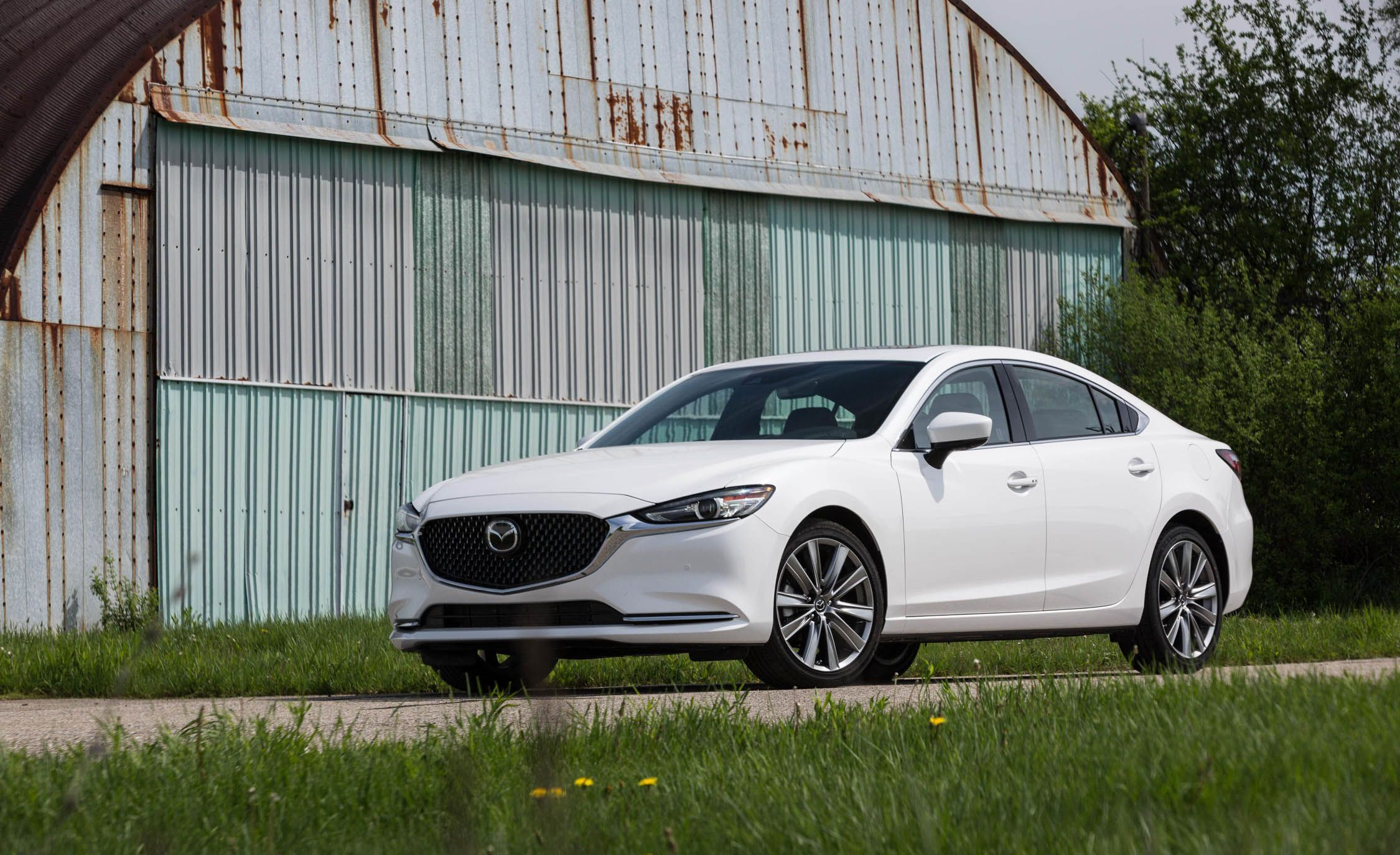 2019 Mazda 6 Review Pricing And Specs
