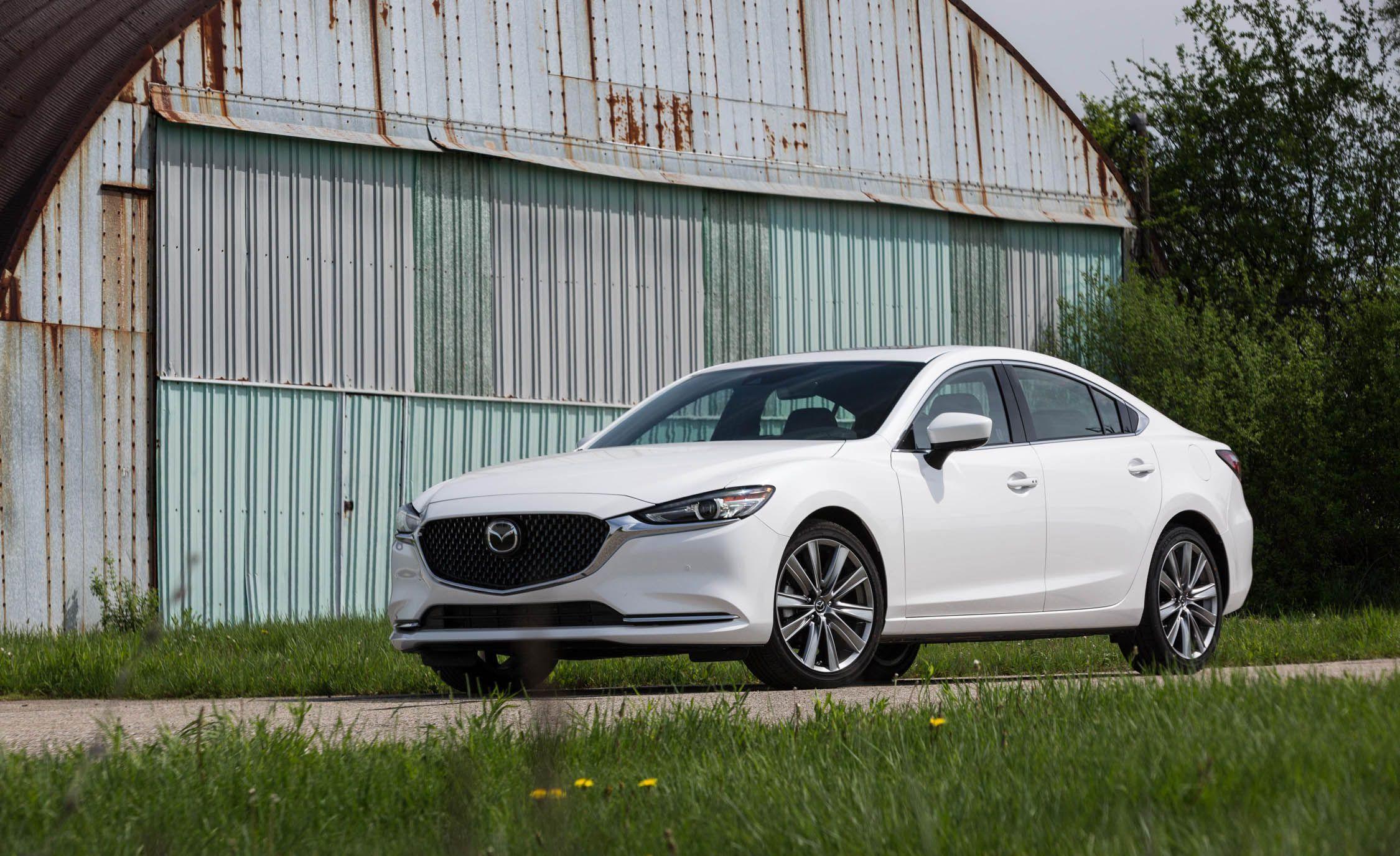 2019 Mazda 6