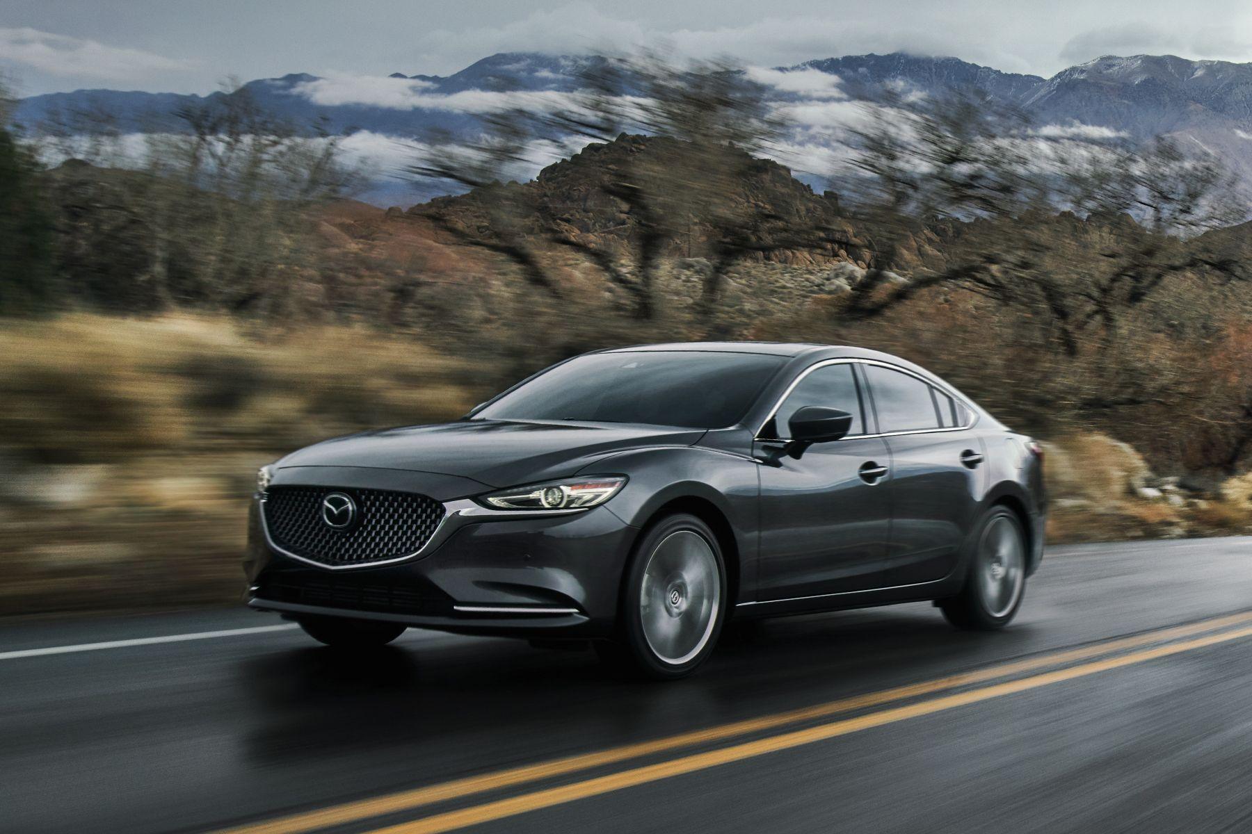 Kekurangan Mazda 6 Perbandingan Harga