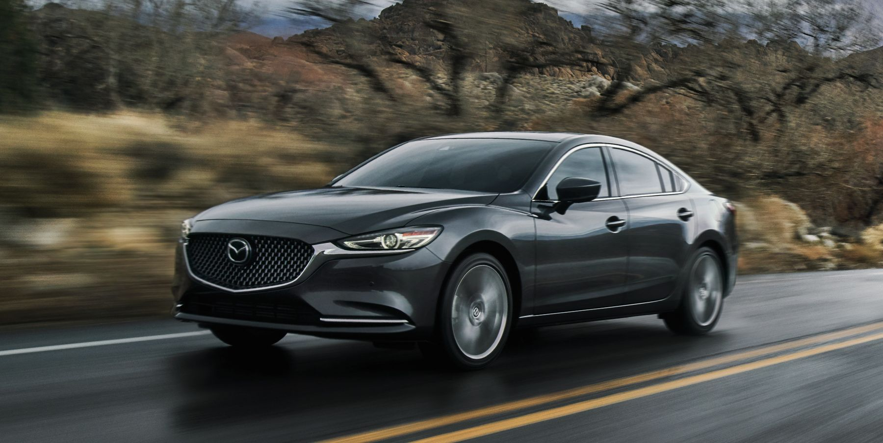 The Mazda 6 Is Officially Getting a Diesel and All-Wheel Drive