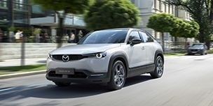 Mazda MX-30 Electric Crossover Is Sporty and Close to Production