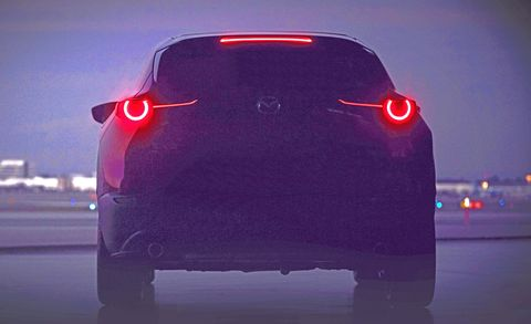 Mazda Cx 3 Lease >> Mazda CX-4 Crossover Coming Soon – New SUV for Geneva Auto Show