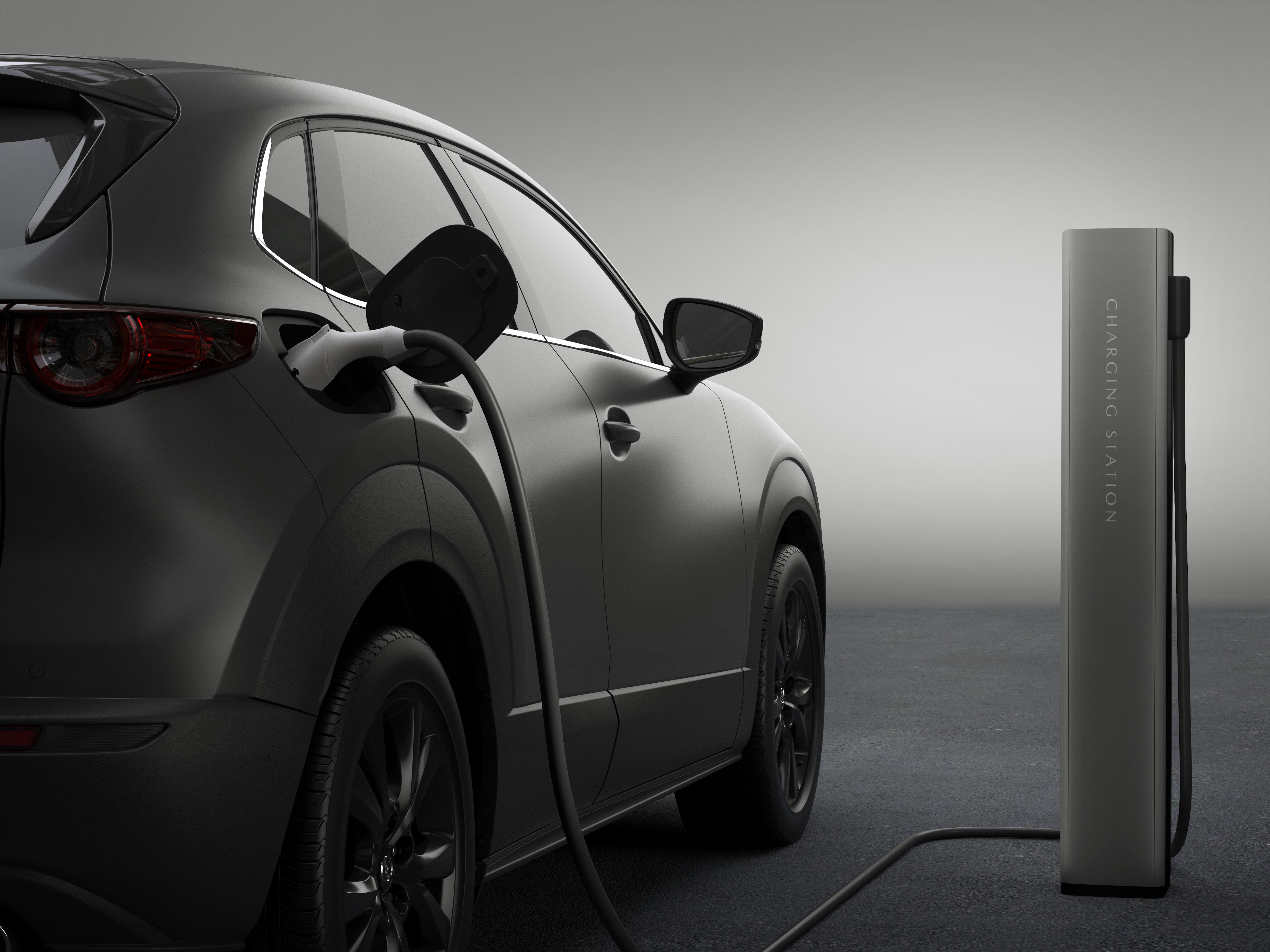Mazda S First Ev Is Officially Debuting October 23