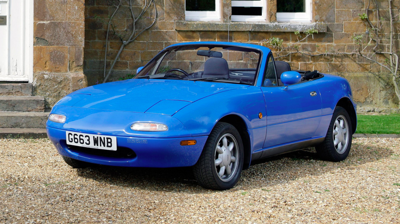 The 30 Best Cheap Used Convertibles You Can Buy