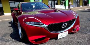 Mazda RX-Vision réplica RX-8