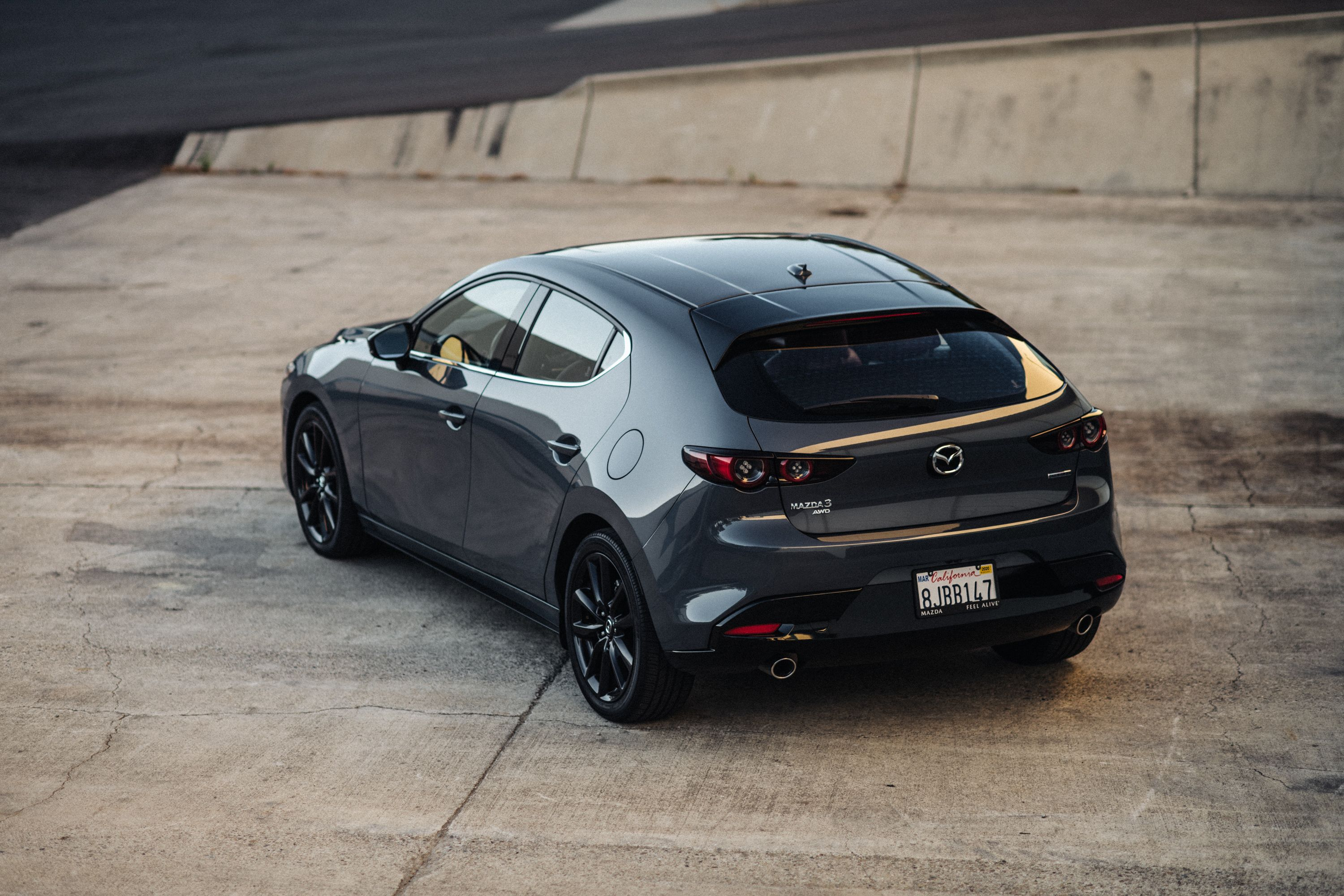 The Mazda 3 Hatch Is Getting a Turbo! Maybe