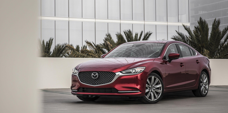 2019 Mazda 6 Loses Manual Transmission Option