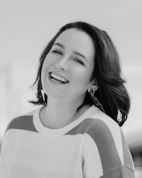 White, Hair, Face, Photograph, Black, Facial expression, Black-and-white, Eyebrow, Smile, Beauty,