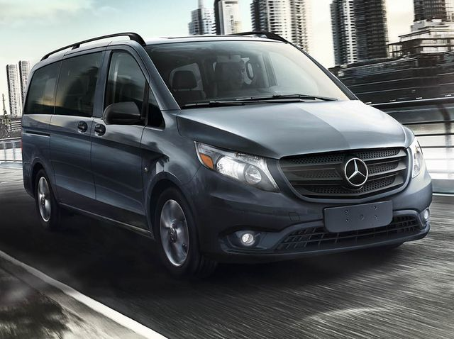 2020 Mercedes-Benz Metris Review, Pricing, and Specs