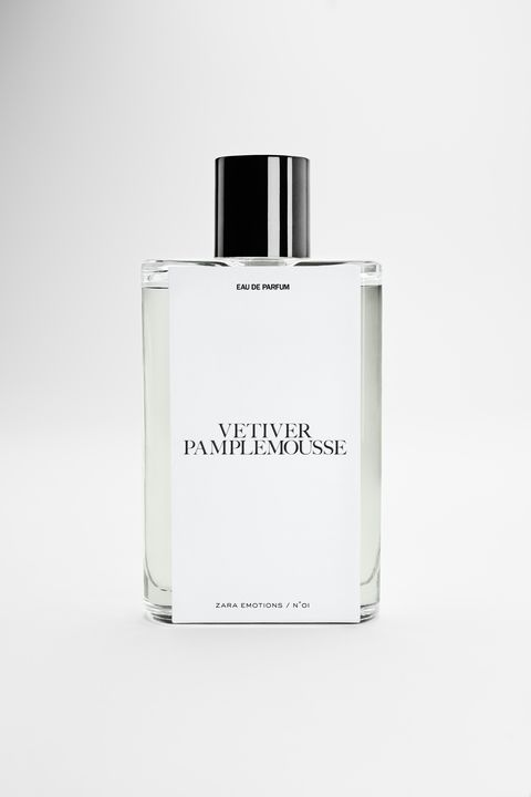 Vetiver Pamplemousse de Zara Emotions Nº01