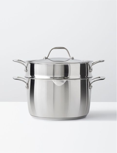 Lid, Cookware and bakeware, Product, Stock pot, Saucepan, Metal, Serveware, Home appliance, Steel, Small appliance,