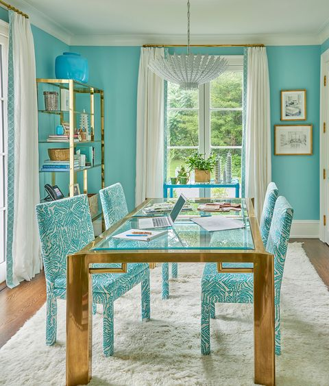 meg braff locust valley home office
