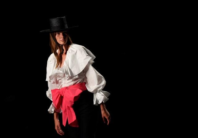 mbfwm fashion week madrid fechas 2021