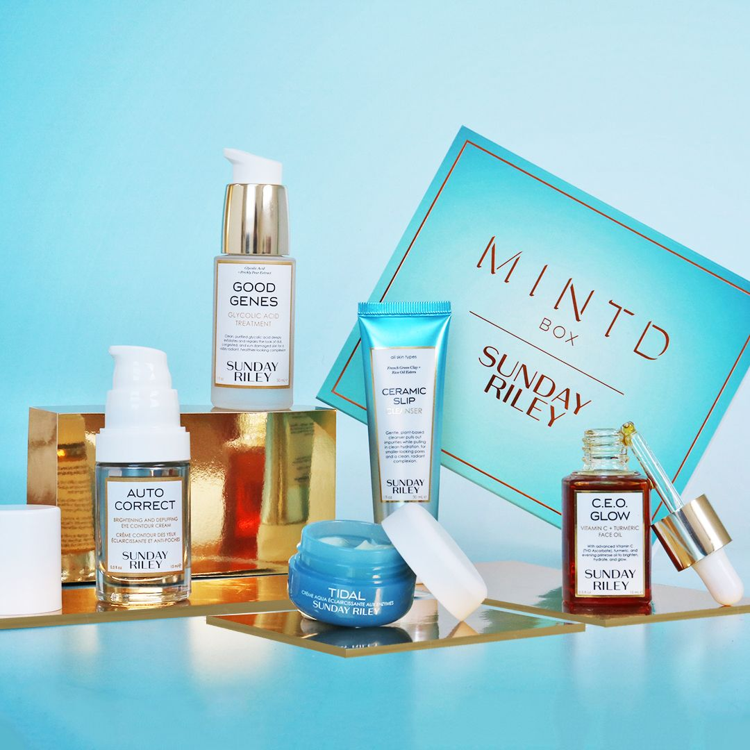 Here's how to get over £200 worth of Sunday Riley skincare for £90