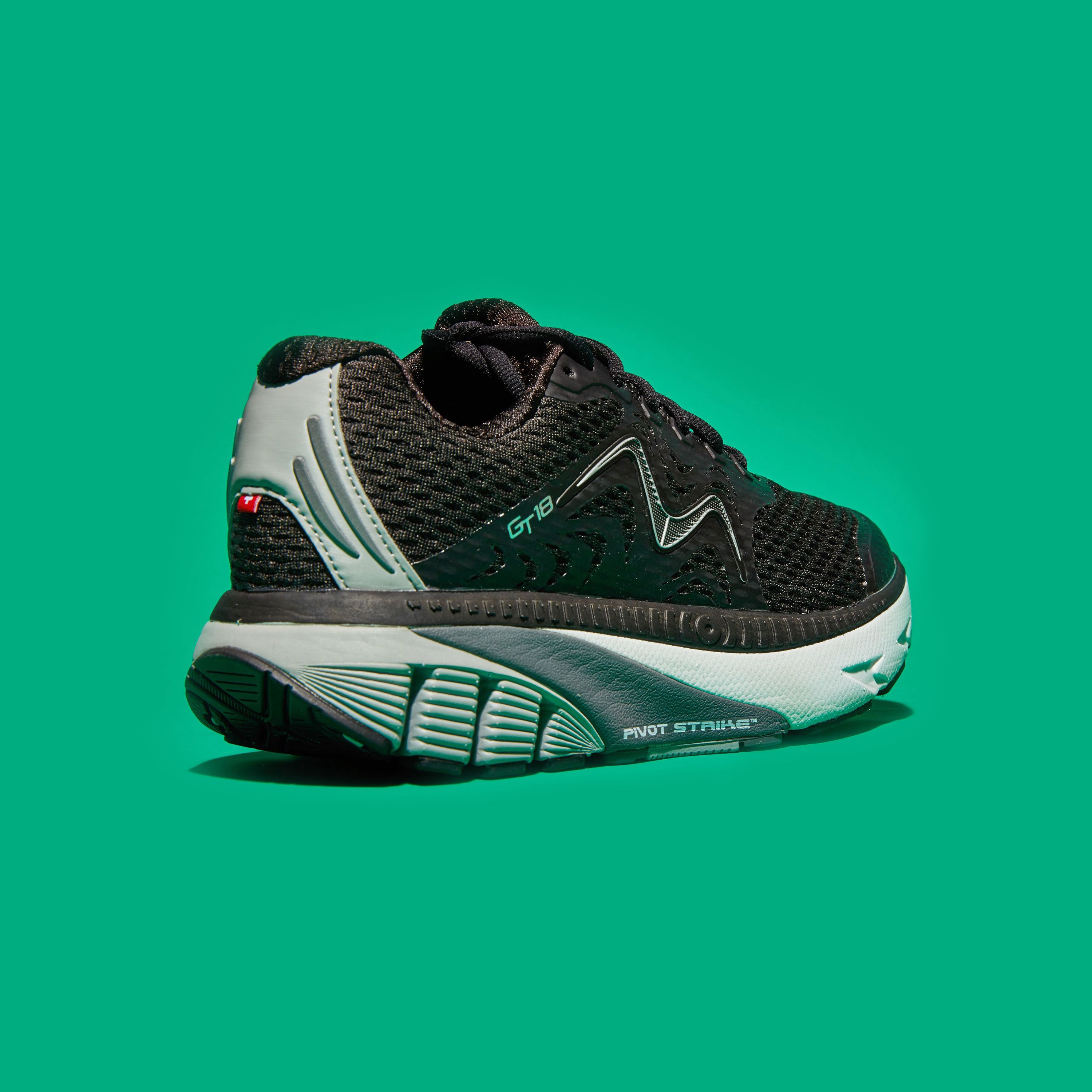 MBT GT18 Shoe Review | Cushion Running Shoes