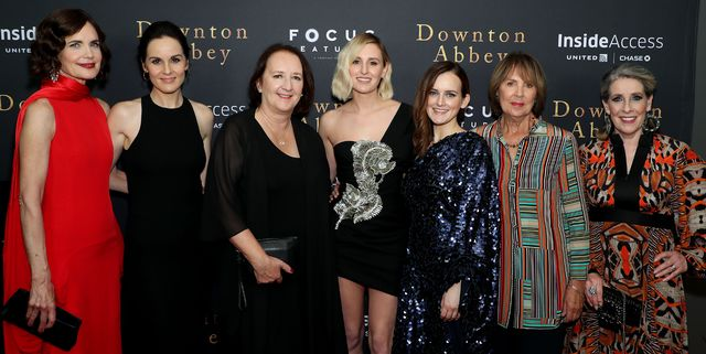Inside the New York City Premiere of the Downton Abbey Film