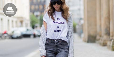 Clothing, White, Street fashion, Fashion, Sleeve, T-shirt, Outerwear, Jeans, Waist, Shorts,