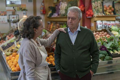 Jesús y Valeria en Mercado Central