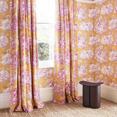 toile by manuel canovas