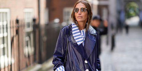 0955ca0db221 14 Best Rain Jackets of 2018 - Chic Women s Rain Coats for Year ...