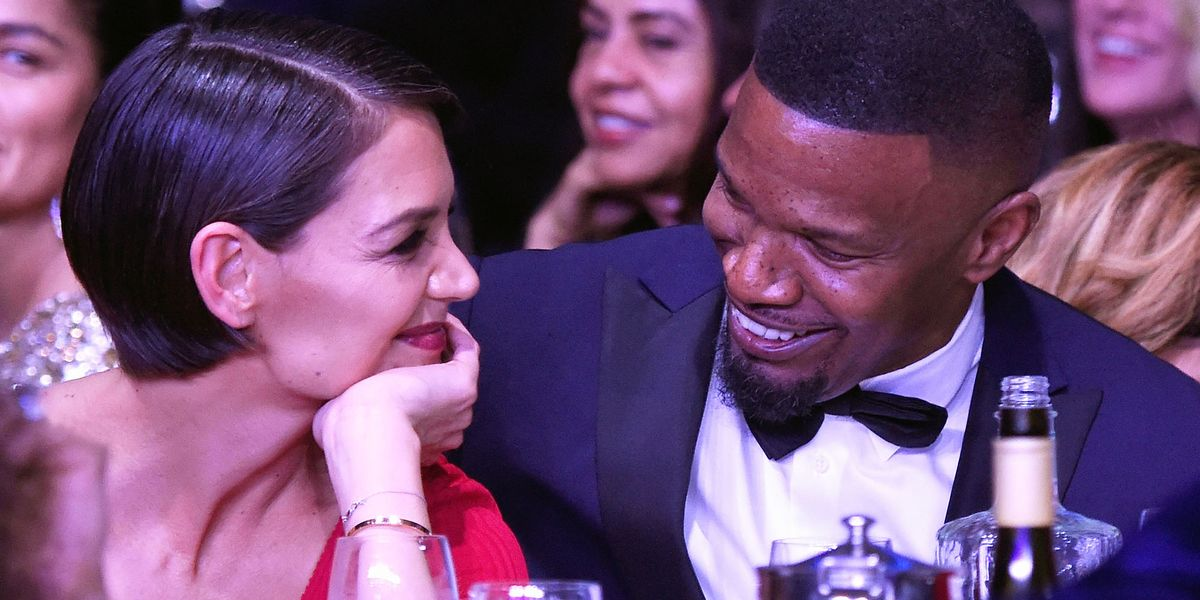 Are Katie Holmes And Jamie Foxx Dating The Dawson S
