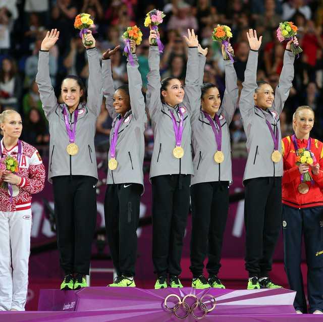 olympics day 4   gymnastics   artistic