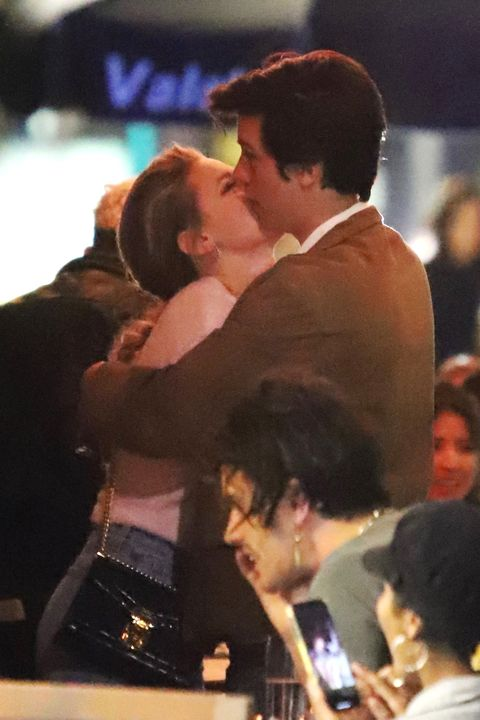 Lili Reinhart and Cole Sprouse Were All Over Each Other This Weekend and the Pics are Adorable