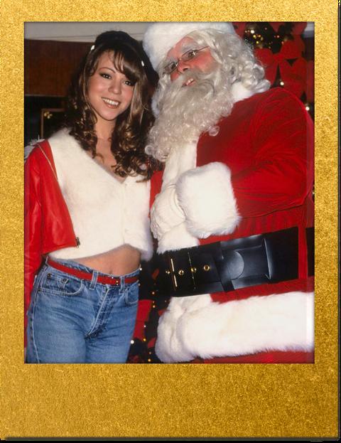 mariah on christmas