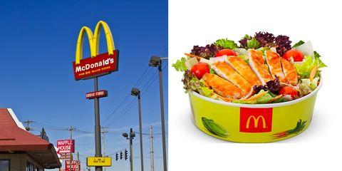 mcdonald's salad parasite outbreak