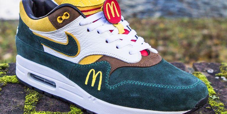 Unieke McDonald's Sneaker 'McSneaker' deze maand te winnen!