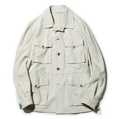 Clothing, Outerwear, Jacket, Sleeve, Beige, Pocket, Collar, Coat, Uniform, Button,