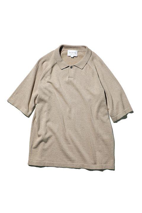 Clothing, T-shirt, Sleeve, Beige, Khaki, Outerwear, Top, Active shirt, Jersey,