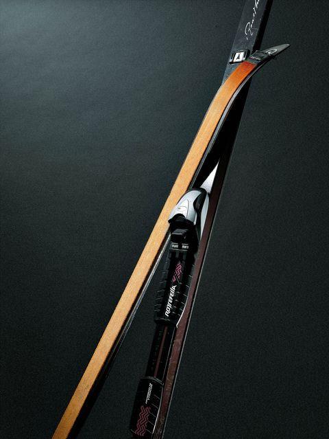 Mark Wood's  Asnes Roald  Amundsen BC Skis