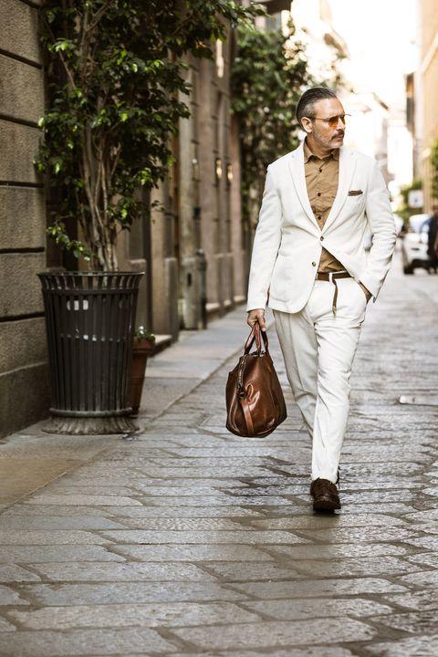 White, Photograph, Snapshot, Fashion, Street fashion, Human, Photography, Street, Outerwear, Neck,