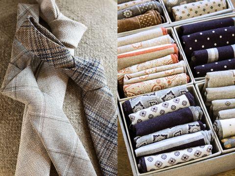 Handkerchief, Textile, Linens, Towel, Room, Linen, Beige,