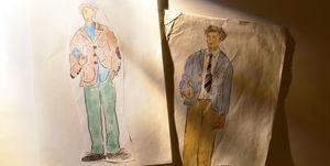 原宿キャシディの八木沢博幸さんの手書きのイラスト