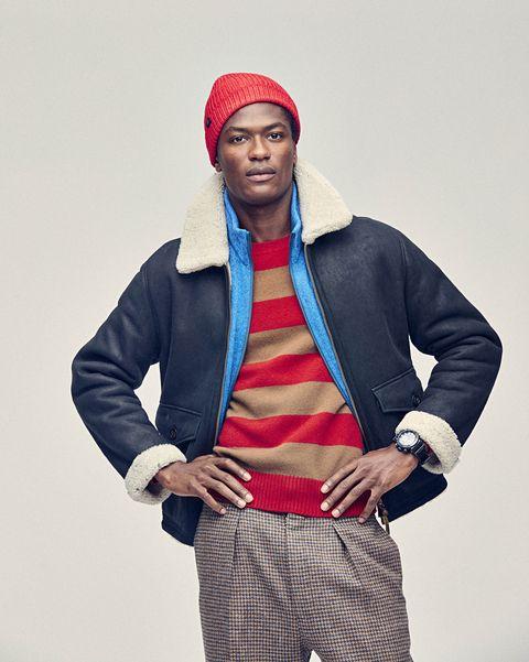 White, Blue, Red, Fashion, Human, Headgear, Fun, Outerwear, Photography, Photo shoot,