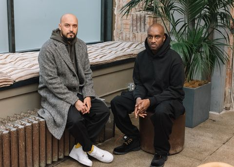 Virgil Abloh Merges Art's Past and Future